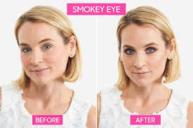 color well with your eyeshadow brush to avoid any harsh lines it s all about creating seamlessly y smokey eyes