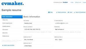 Free Online Resume Writer Beauteous Top Resume Builders Mint A Free Resume Top Resume Builders Top 40