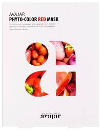 Купить Avajar тканевая <b>маска</b> Phyto-Color Red <b>питательная</b>, 25 г ...