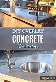 how to install kitchen countertop kitchen makeover ideas overlay concrete projects projects you can make