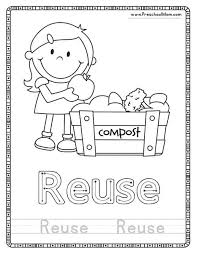 We offer coloring pages that you can color on the computer. Earth Day Preschool Printables Preschool Mom