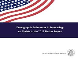 Ohio Felony Sentencing Chart 2017 Demographic Differences In Sentencing United States