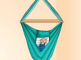 How to Make a Baby Hammock Swing: 11 Steps (with Pictures)