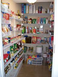 Kitchen Pantry Kitchen Pantry Makeover Replace Wire Shelves With Wrap Around