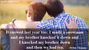 Brother Love Quotes Best Brother Quotes Pictures Inspiring Sayings On Brotherhood