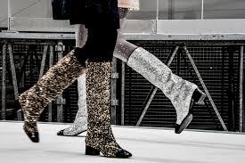 chanel glitter boots. glittery boots chanel glitter boots