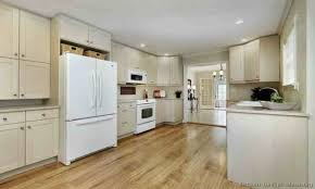 flooring ideas for white kitchen cabinets and decor kitchen floor ideas with white cabinets kitchens wood and appliances e86 and