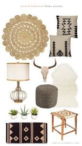 Neutral Bohemian Home Accents