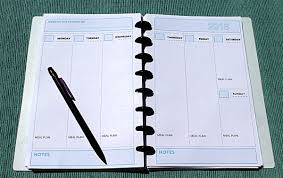 Levenger Templates 2018 Free Printable Planner Pages The Make Your Own Zone