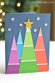 Simple Christmas Designs To Paint 30 Diy Christmas Card Ideas Funny Christmas Cards Were