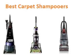 top 15 best carpet shampooers in 2018 ultimate guide