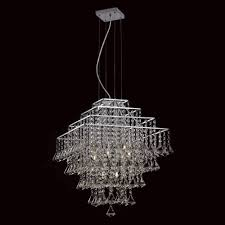 chandeliers waterfall crystal chandelier cascading strauss in most cur crystal waterfall chandelier view 3