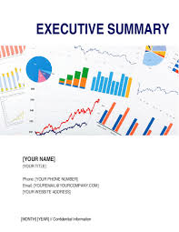 executive summery executive summary template sample form biztree com