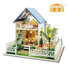 how to make miniature furniture. Making Doll House Furniture Home Decoration Crafts Wooden Houses Miniature Dollhouse Kit . How To Make