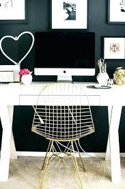 black and gold desk black and gold desk black and gold desk chair office black white