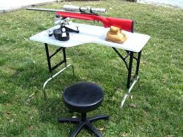 Plans For Plywood Shooting Bench Building Portable Shooting Bench Plans For Portable Shooting Bench