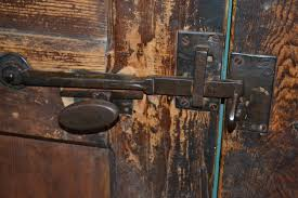 antique door hardware. The Old Mission Building Is Oldest Standing In Idaho. Built 1800\u0027s. And Let Me Show You How Cool Hardware There. Antique Door A