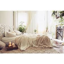 I 've been leaning towards looks without curtains, but these curtains give  the room such a romantic feel. I love the feel of this room, but is the  mattress ...