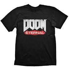 Doom T-Shirt Eternal Logo | DOOM | SPIELE | The Official Bethesda ...