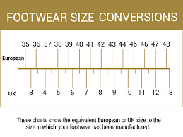 Dubarry Boots - Size Guide