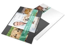 Postcard Collage Template Veterinarian Postcard Template