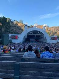Hollywood Bowl Section J2