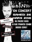 Concert Anniversaire