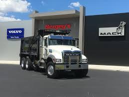 2018 volvo dump truck. unique dump new 2018 mack gu713 dump truck 6094 for volvo dump truck k