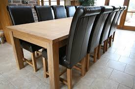 ... Large Dining Table Seats 10 12 14 16 People Huge Big Tables Brilliant  Large Extending Dining ...