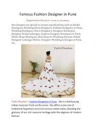 Designer Boutiques In Pune Best Designer Dresses In Pune Carley Connellan