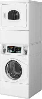 Commercial Washer And Dryer Combo Speed Queen Laundromat Equipment Vended Laundryspeed Queen