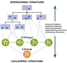 Ca Technologies Org Chart Designing Collateral Organizations Kilmann Diagnostics