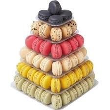 French Macaron Display Stand Best 32 Tier Square Macaron Display Stand For French Macarons