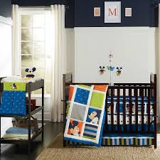 boys room decor ideas gorgeous brown baby bedding for crib boy nursery sets put in the with mickey mouse baby room ideas