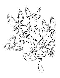 Winnie De Poeh Kleurplaten Animaatjesnl