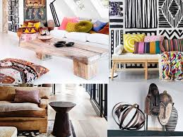 Small Picture Interior Trends 2016 TRIBAL ETHNIC MODERN DesResDesign