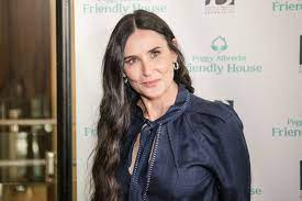 Why Demi Moore waited until now to ...