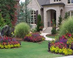 Landscape Design Garden Beauteous Front Yard Landscape Design Pictures 48 Bestpatogh
