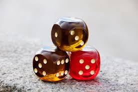 Backgammon Dice Odds Chart Probabilities For Rolling Three Dice