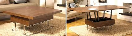 Coffee Table That Turns Into Dining Table Uk