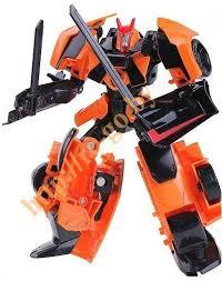 "<b>Трансформер Wei Jiang</b> ""<b>Дрифт</b>"" 18см . Роботы игрушки ..."