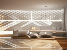 Futuristic Living Room Futuristic Interior Design