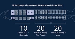 Bombardier Crj 700 Aircraft Seating Chart Bombardier Crj 550 A New Regional Jet Experience On United