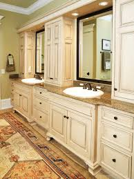 rustic white bathroom vanities. Unique And Useful Ideas For Bathroom Vanity : Contemporary Decoration With Rustic White Wooden Vanities N