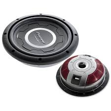 pioneer 10 inch subwoofer. pioneer ts-sw3001s4 10 inch subwoofer
