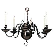 black and brass chandelier early century dutch colonial black brass chandelier for brass chandelier black