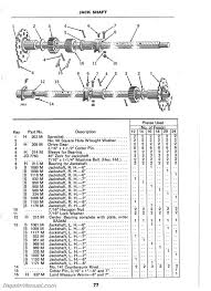 john deere van brunt model b grain drill operators manual amp john deere van brunt model b grain drill