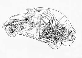 drawing jpg designed in 1969 by ricardo divila this fibreglass bodied and twin engined car came about after divila picked up a copy of hot rod magazine from a