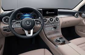 The back area will come in addition to much less headroom as well as shoulder blades rotor blades space. 2020 Mercedes Benz C Class Technology Features Mercedes Benz Of Wilmington