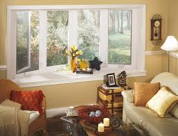 Window Treatment For Bay Windows In Living Room Window Treatments For Bay Windows Bay Window Treatments Pinterest